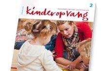 Kinderopvang: 2-4 jaar (SKZ) / Ideeën en tips voor allen die werken en leren met 2-4 jarigen.