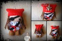 Dolls dolls dolls!!! / New needle felting dolls