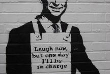 Street art / by Joanna Richards