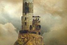 Vivere in un faro, un sogno / lighthouse