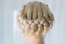 Hair Inspiration / Hairstyles that inspire from chic & classy to fun & funky and everything in between.
