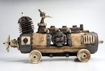 keramiek op wielen