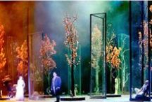 SCENOGRAPHY / Stage design