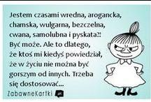 Humor, cytaty, Mala mi.....