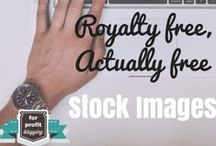 Fonts and Images for Bloggers