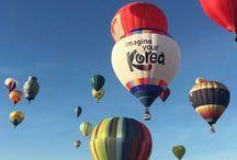 Lubao Hot Air Balloon Festival 2016 / 한국 # 열기구 # Korea # Hot Air Balloons#