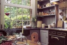 Kitchen & Dining / by Angela