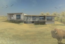 Local Chapter Feature Firm / Design Group gets the cover of the board for their design of the Darby Creek Metro Park Nature Center to celebrate its near completion.