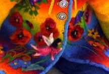 inspiration art / crochet, kitting, sewwing...