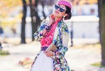 Spring Forward / Get a little spring in your step with these fall fashion ideas. #style / by Envious Takeoff