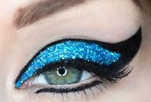 Kiss and Make-Up / Ideas for eye and lip makeup on and off the runway. / by Envious Takeoff