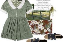 In Love With Clothes / I absolutely adore style and clothing! Here are some lovely things! / by Amanda Panda Ramos