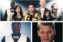 Pentatonix! / Or maybe only Mitch Grassi!? :P