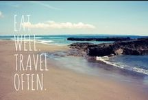 Fave Travel Quotes / Images, quotes and stories that inSPIre travel across the globe!