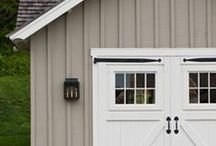 Home- Garage, Shed / Design, DIY, Products