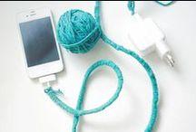 DIYs to Decorate Cords