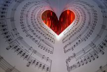 Music makes my heart sing  / by Bonnie