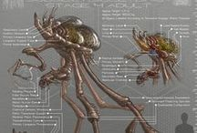 Alien Planetscapes - Life On Earth