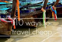 Budget Travel / Traveling on the cheap!