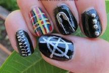 Nail art! / by Anarcho Kretin