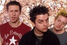 Green Day <3 / by Anarcho Kretin