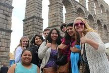 SPI Student Bloggers / Check out our students' stories and photos from their time abroad with SPI!