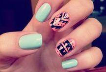 Nails  / by Emily Regier