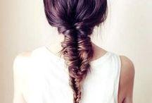 Hair / by Emily Regier