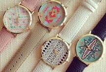Watches ⌚ / by Emily Regier