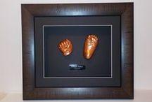 Hands on Impressions / Baby Hands & Feet Impressions / Castings / Sculptures / Keepsakes www.handsonimpressions.com.au Melbourne. Australia