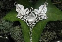 Fantasy Fashion / Hey this is pretty much some fantasy inspired jewellery and clothing. Hope u like !! / by Arwen Evenstar