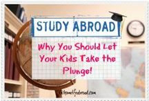 SPI Parents / Are you a parent considering sending your child abroad? This board is for you!