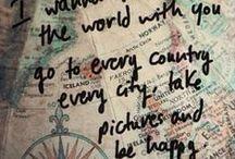 Pensées sur les voyages