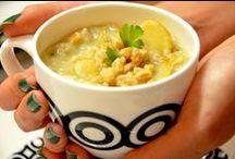 Vellutate e zuppe