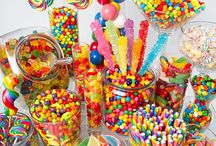 Candy & party time