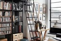 01.5 | HOME - Work space, library, guest room