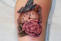 Gorgeous Tattoo Ideas! :D / by Melissa Delport