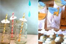 Baby Shower Ideas / Love baby shower! A nice celebration for the newest member of the family / by Juliana Liu