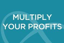 Multiply Your Profits / From Overwhelm to FREEDOM / by Flourish & Thrive
