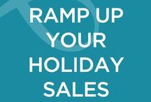 Ramp Up Your Holiday Sales / Learn how to make the most of the hottest sales quarter of the year… no matter what your business model! Our 4 month intensive is specifically designed for jewelry designers who are ready to blow their holiday sales out of the water! http://www.flourishthriveacademy.com/get-ready-to-ramp-up/ / by Flourish & Thrive