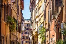 SPI Rome Experience / Explore Rome this summer with SPI!