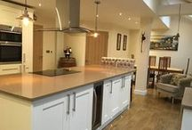 Love Your Kitchen / In need of some kitchen inspiration? Look no further! Get inspired by scrolling through all kinds of stylish and perfectly designed Wickes kitchens from our happy customers.