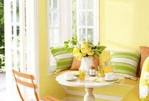 Paint / Whether you're looking for an updated classic or a bold new look, we love these paint colour ideas.