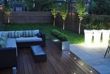 Decking - Wickes Stories / Just in time for summer, it's the perfect time to take on a decking project. Take a look at a few design inspiration ideas and the essential Wickes products to make them a reality.
