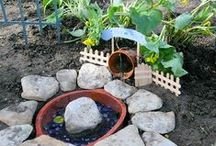 Garden Safari / Get the kids involved in attracting beneficial wildlife to your garden with these clever project ideas.