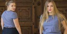 La Gazelle rosé - Kleiderschrank / Meine selbstgenähten Kleidungsstücke Nähen, sewing, diy