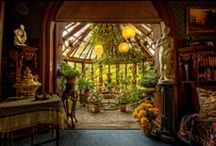 designs of indoors and outdoors