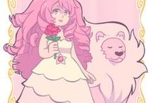 Steven Universe - Rose Quartz
