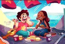 Steven Universe - STEVEN x CONNIE