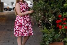La Gazelle rosé - Kleider und Röcke / Selbstgenähte Röcke und Kleider